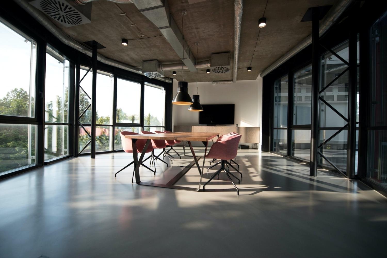 Merancang Open Plan Offices