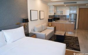 4 Pilihan Apartemen Studio Minimalis di Alam Sutera, Cocok untuk Pasangan Baru Menikah