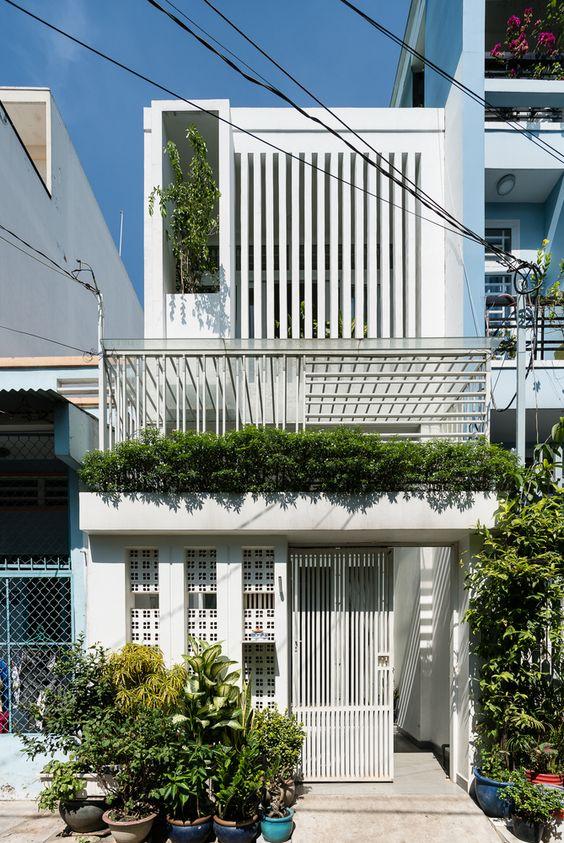 desain rumah minimalis monokrom 4