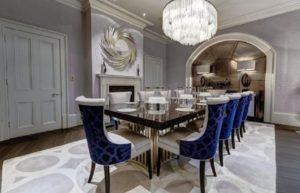 10 Rekomendasi Desain Ruang Makan Mewah | Pas Banget Nih Buat Rumah Sultan