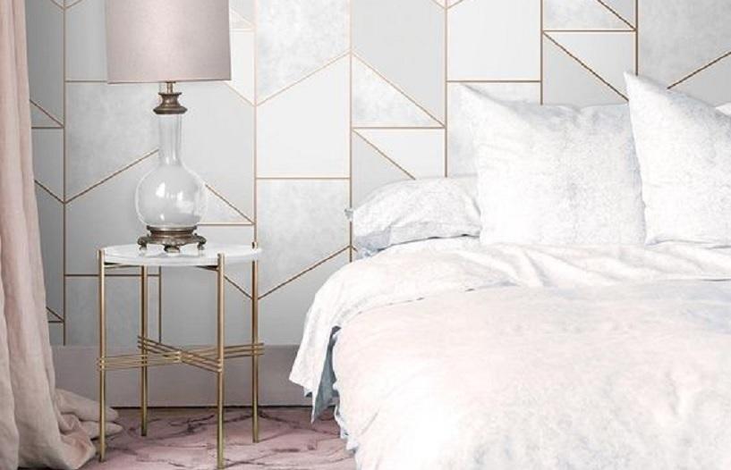 wallpaper dinding kamar tidur