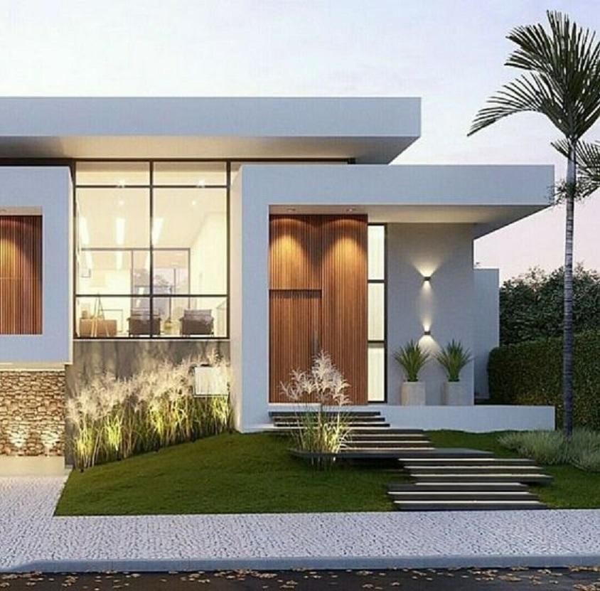 rumah desain modern minimalis