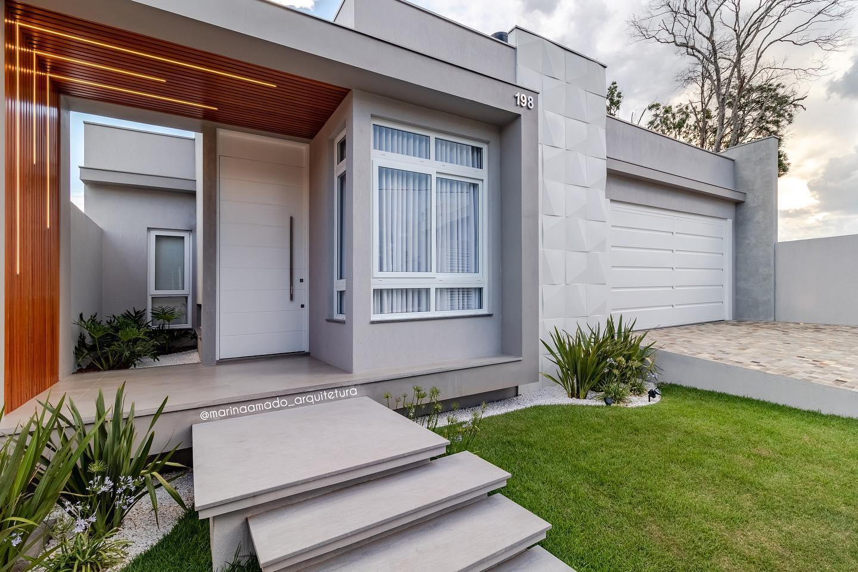 rumah desain modern minimalis 4