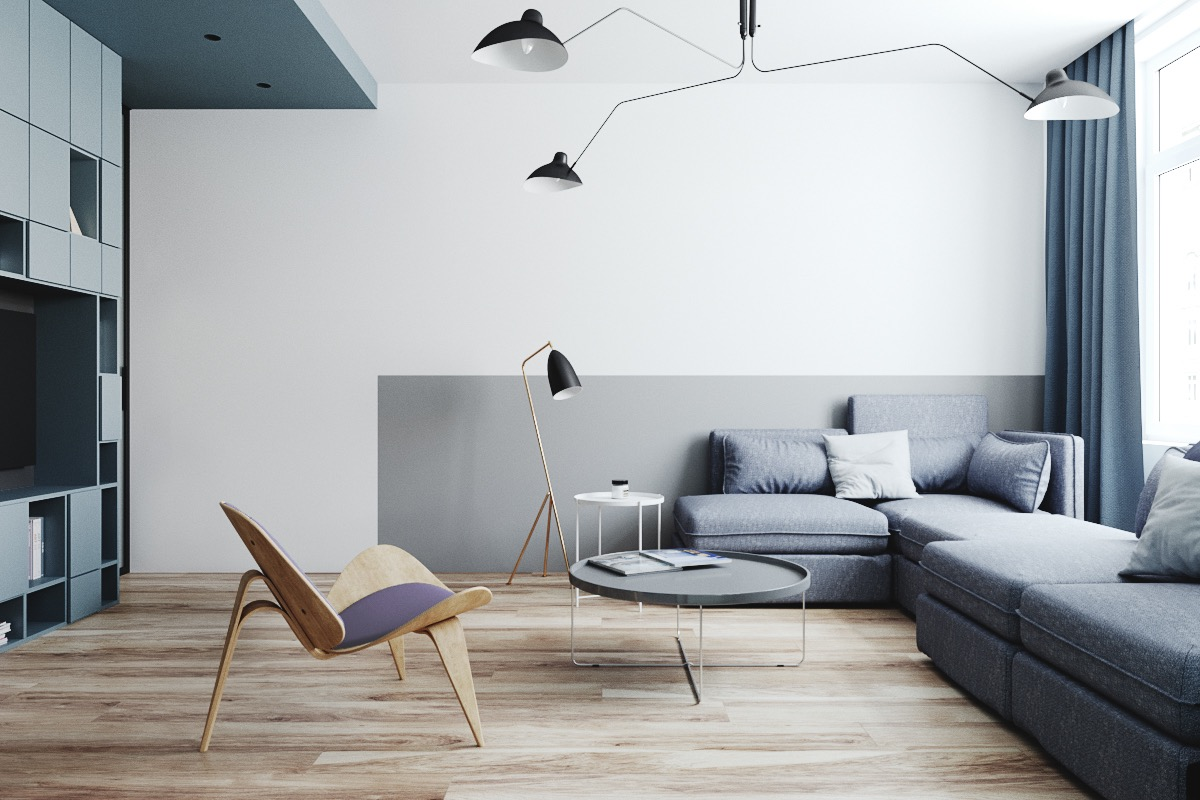 perabotan apartemen minimalis