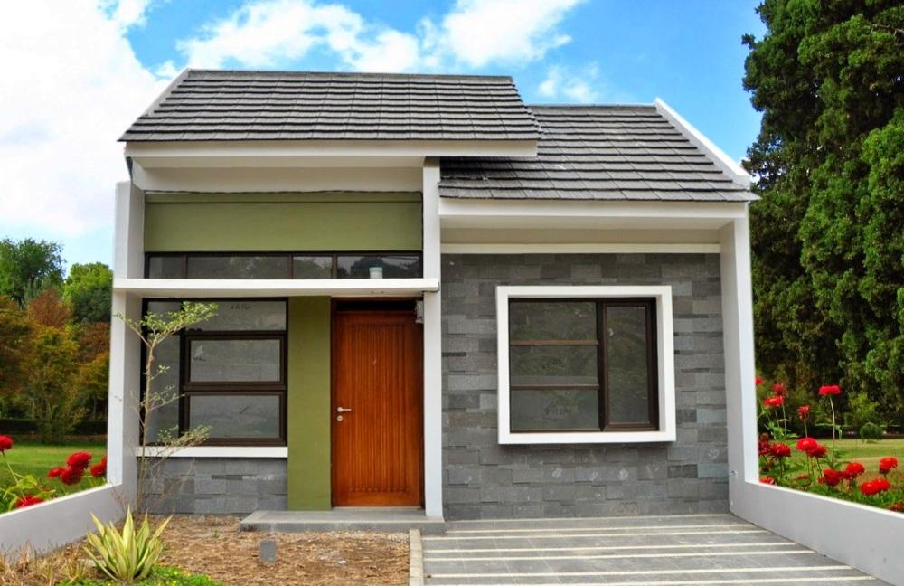Rumah sederhana tipe 21