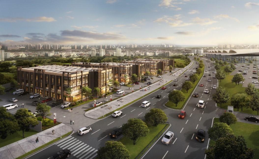 BSD City Grand Boulevard