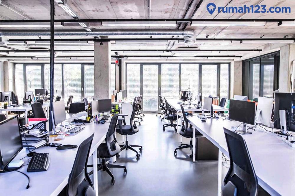 bentuk tata ruang kantor