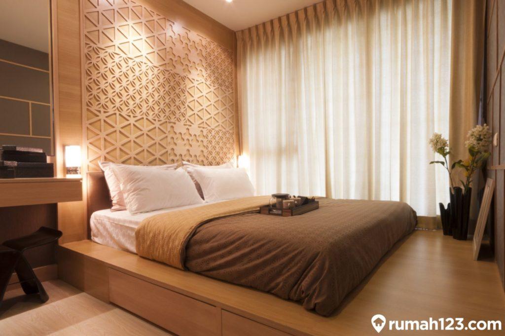 kamar tidur khas jepang