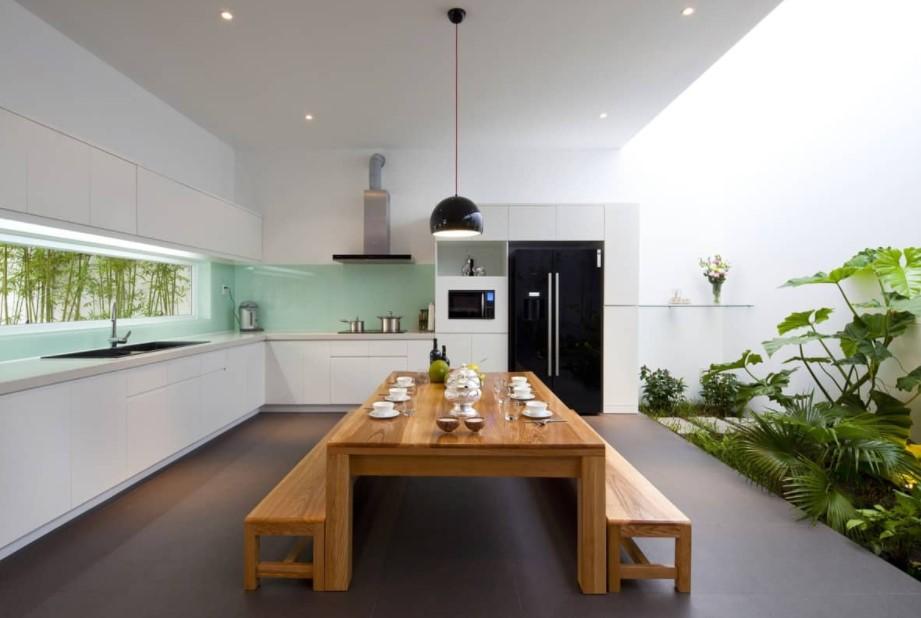 Rumah Open Space