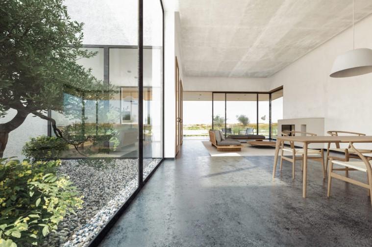 Desain Rumah Open Space Modern