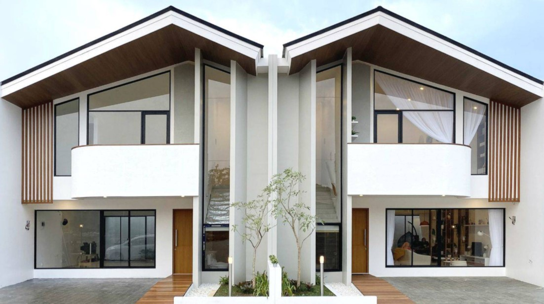 Rumah Open Space Carlton Private Residence