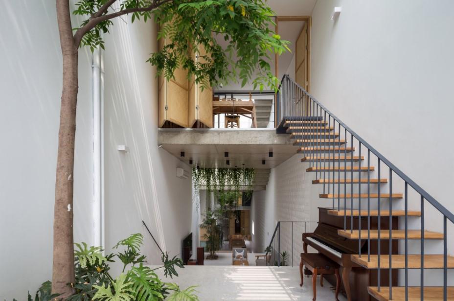Rumah Open Space Modern