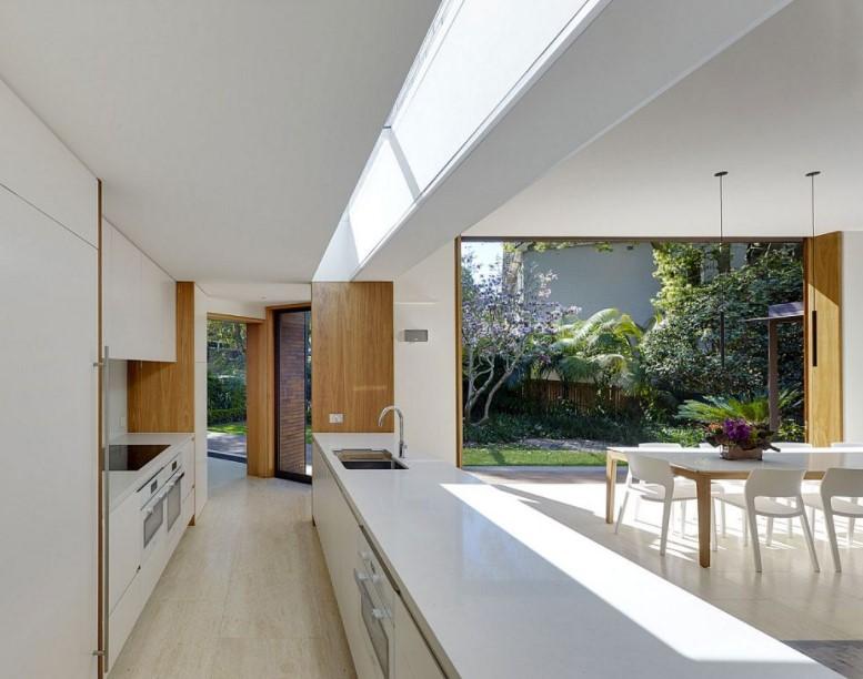 Rumah Open Space Ruangan Lebih Luas