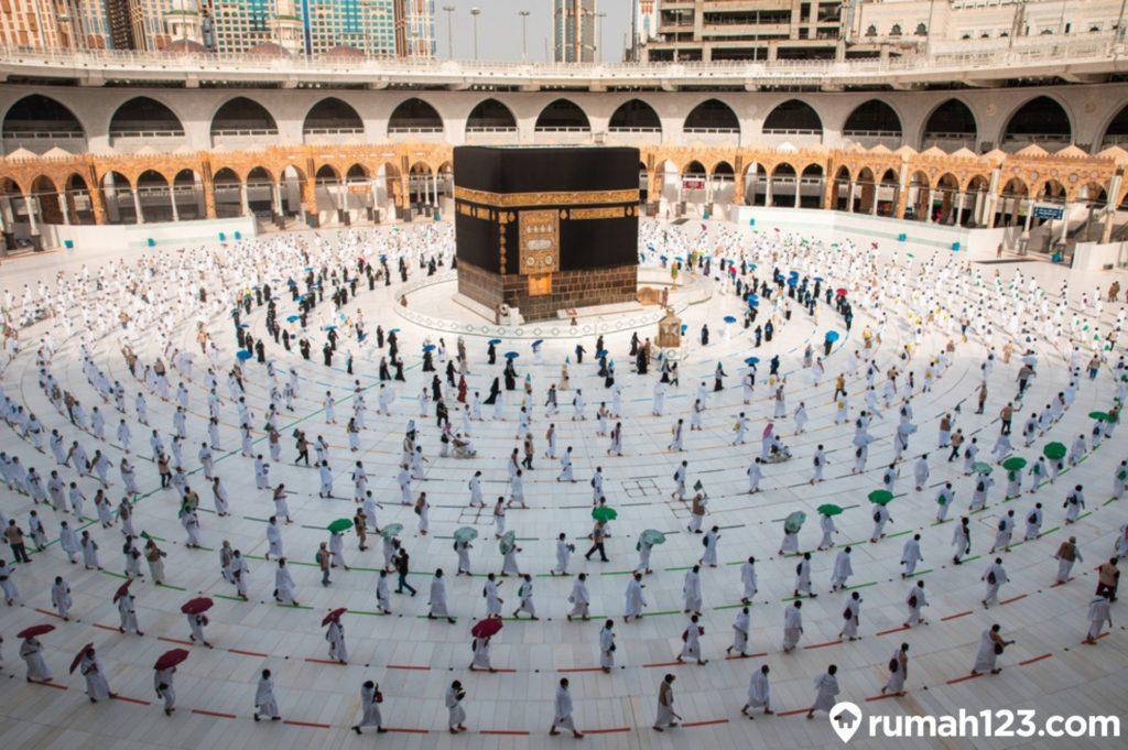 arab saudi mekah