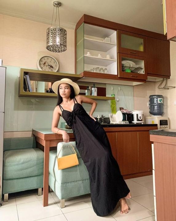 interior apartemen ayya renita