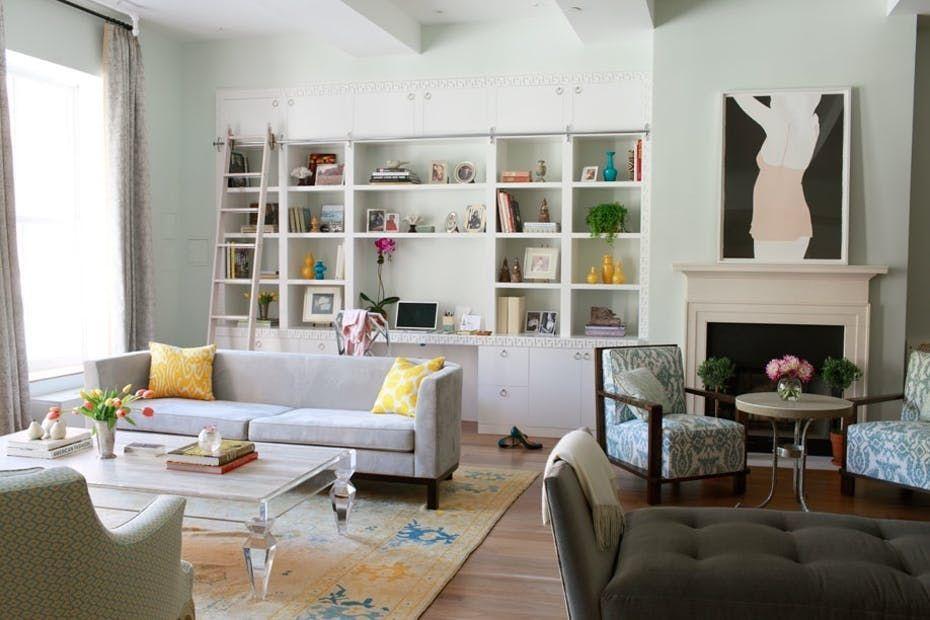 Apartemen Tipe Loft bring more color design