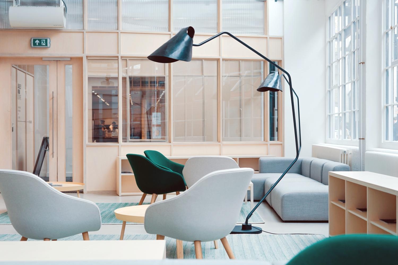 Arsitektur Desain Kantor Minimalis