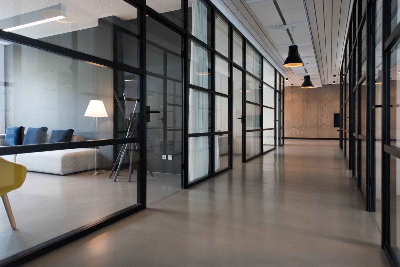 Modular Desain Kantor Minimalis