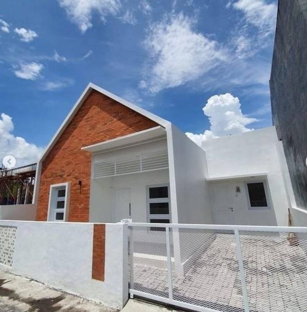 Rumah minimalis modern sederhana
