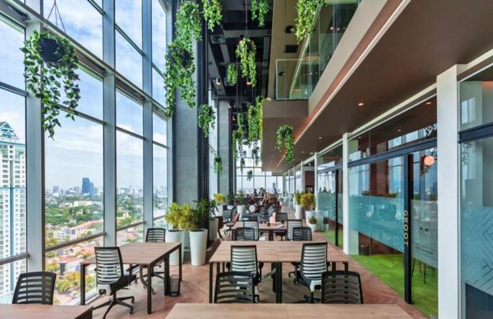 Greenhouse ID Coworking Space Jakarta