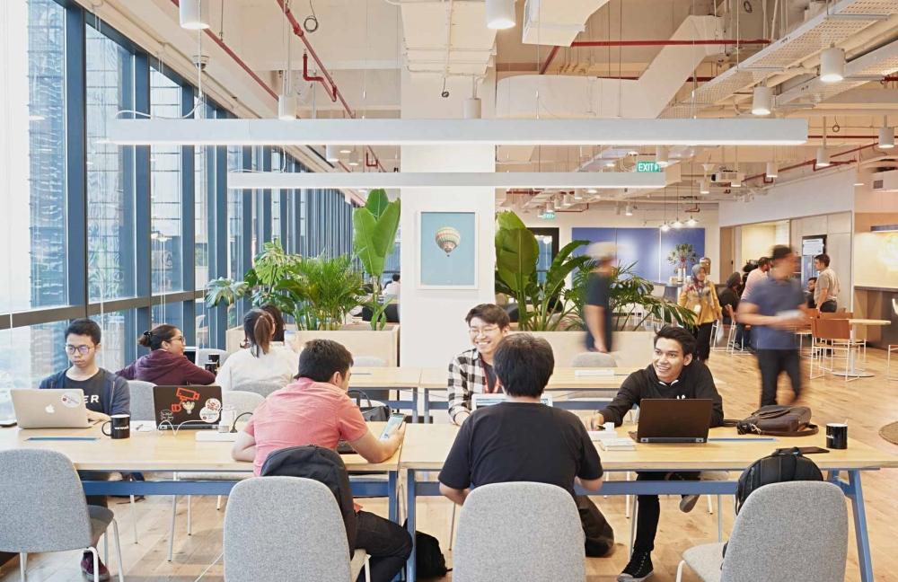 Memilih Coworking Space Jakarta