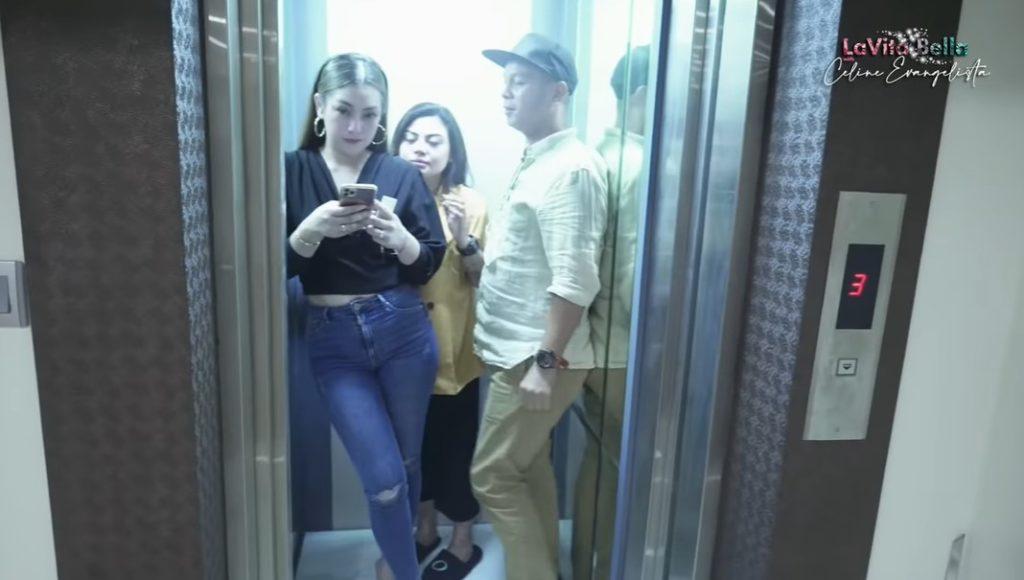 lift rumah