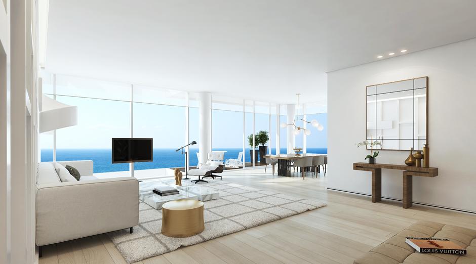 Apartemen Minimalis Modern Sederhana
