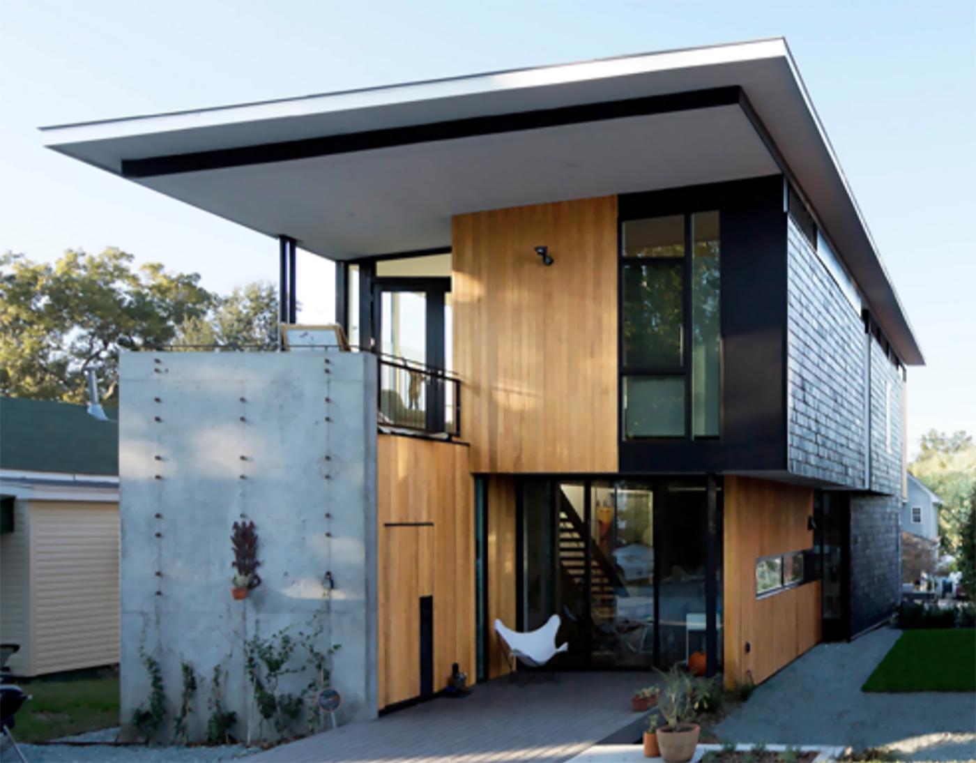 Rumah Tumbuh ala Compact House