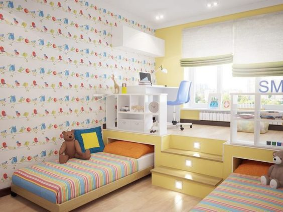 kamar tidur fungsional