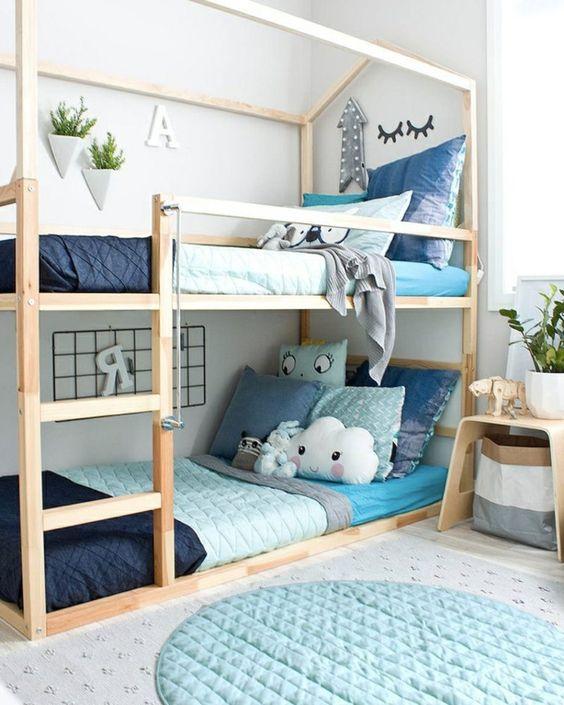 kamar tidur tingkat