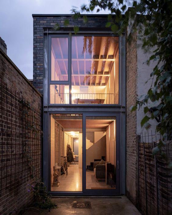 11 Desain Rumah Minimalis Modern 2 Lantai Terbaik Di Lahan Sempit Rumah123 Com