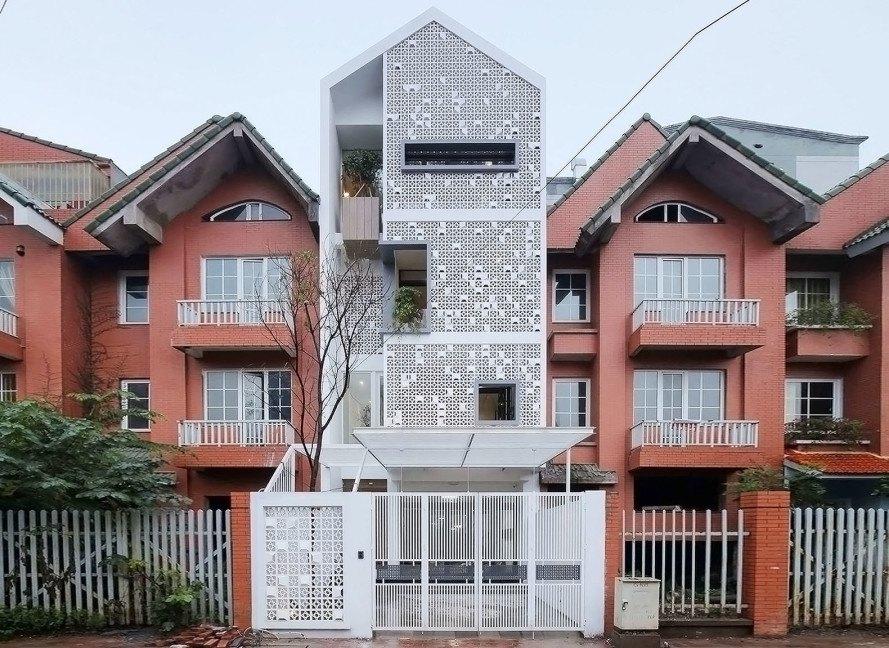 rumah vertikal