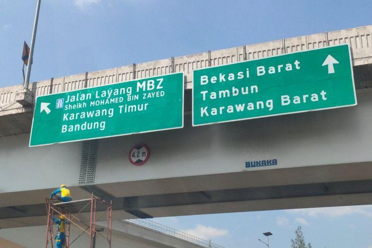 jalan layang mbz