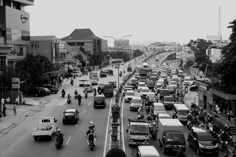 Aksesibilitas Kota Palembang
