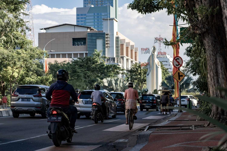 Pertumbuhan Kota Surabaya