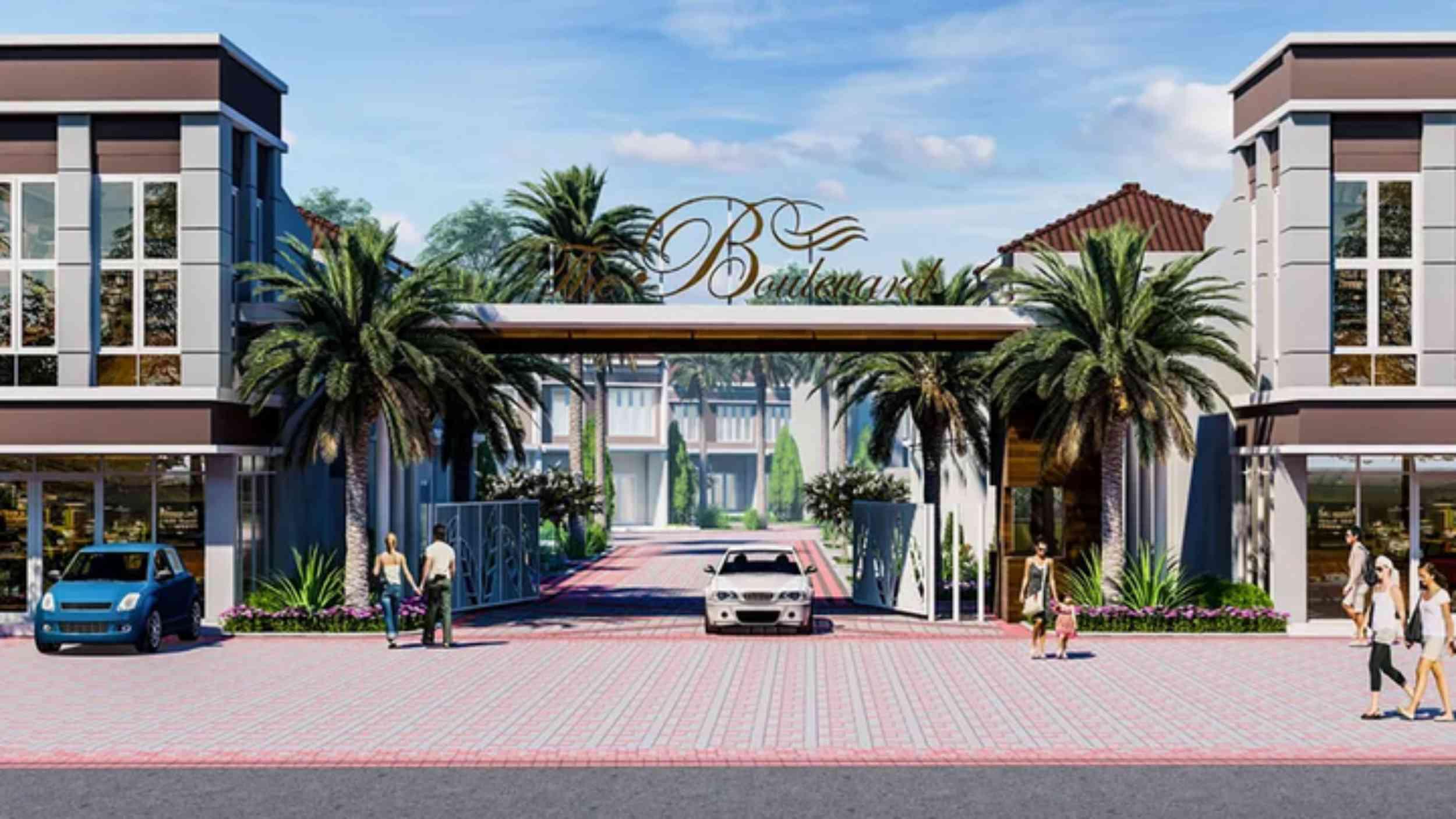 The Boulevard Bogor