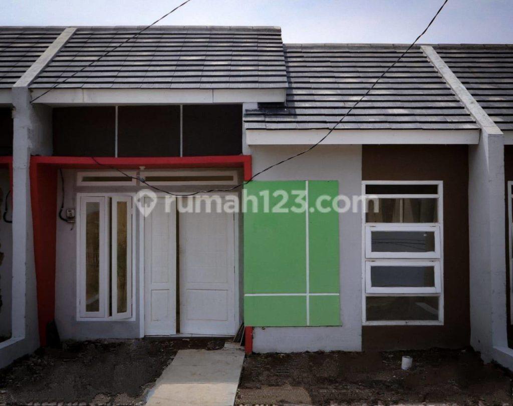 Rumah Subsidi Sekelas Cluster Griya Family 3 Cikarang