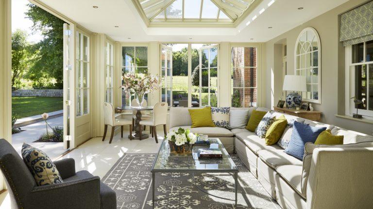 jendela rumah pencahayaan alami