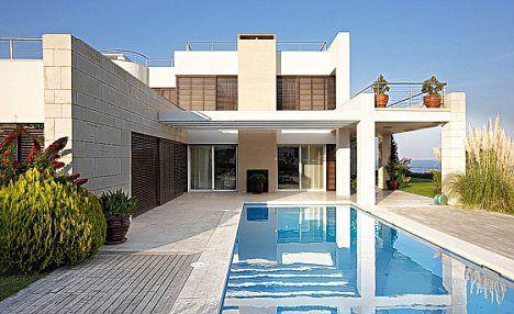 Desain rumah minimalis Turki