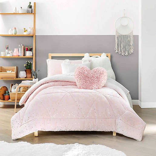 Kamar tidur minimalis Pink_8