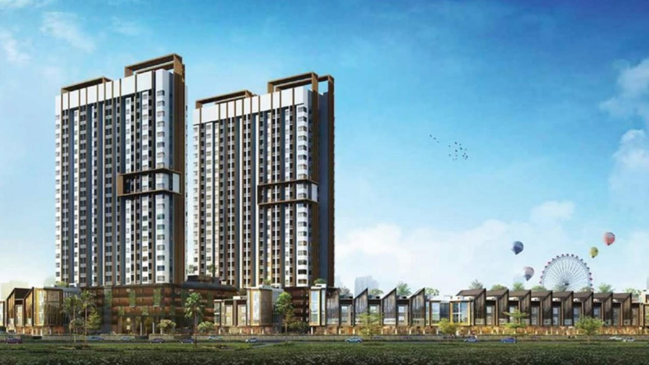 Cleon Park Apartment
