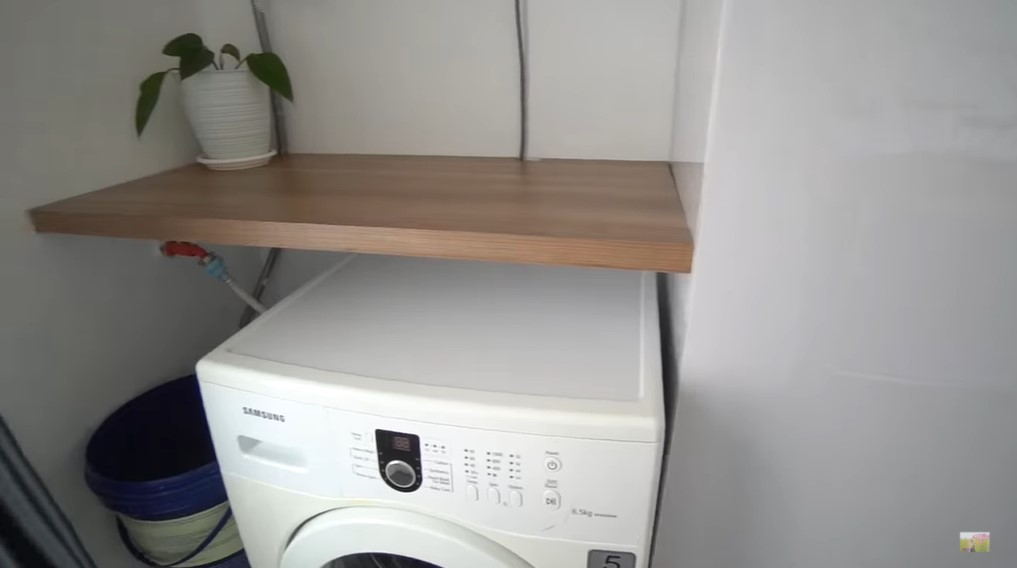 laundry room rumah tki korea