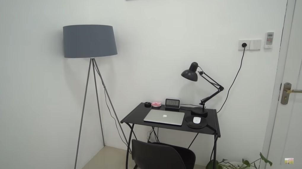 ruang kerja rumah tki korea