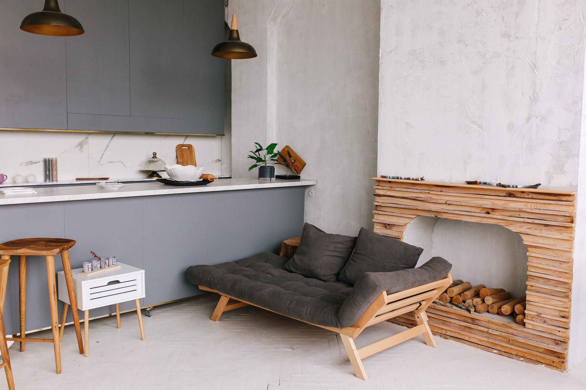 Desain-Apartemen-2-Kamar-Unik