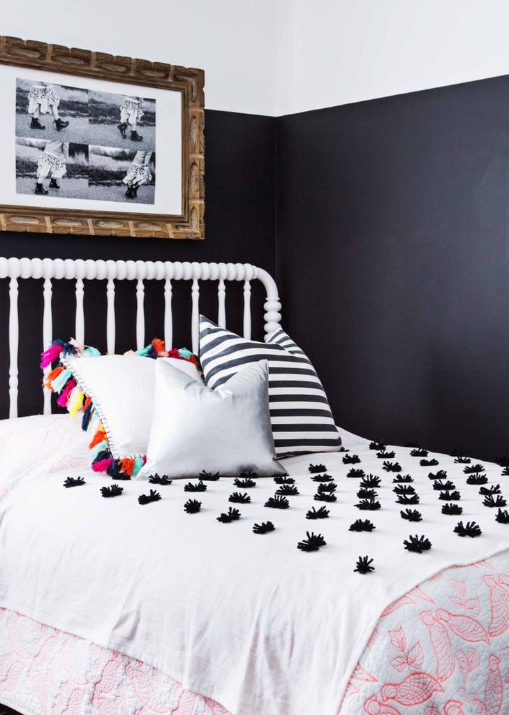interior kamar tidur Capricorn