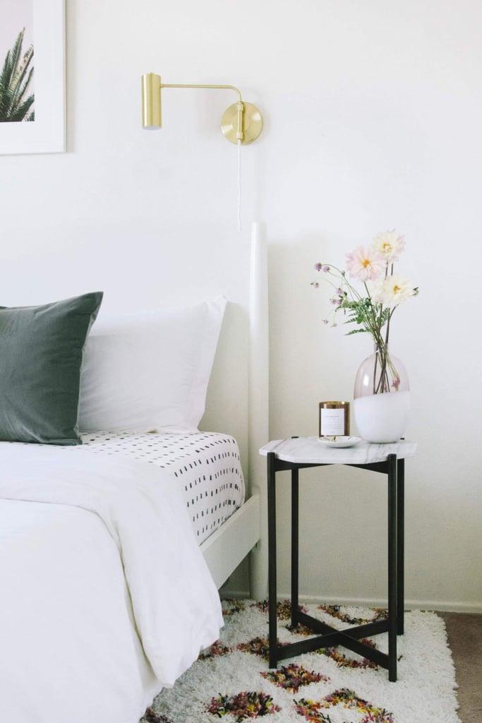 interior kamar tidur Libra