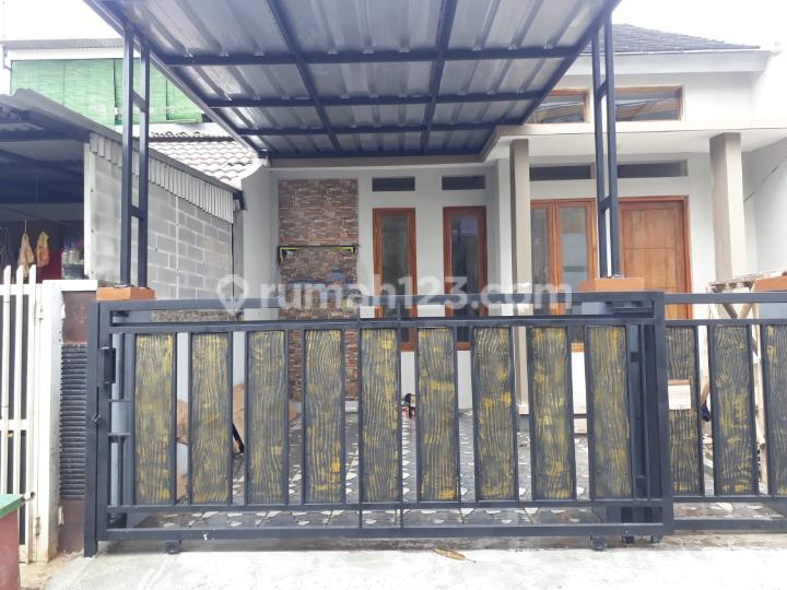 Rumah Siap Huni dekat Stasiun Cibitung