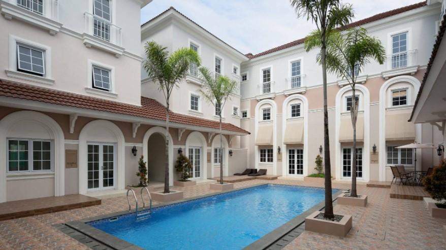Muse Alesha Pool Villa BSD City