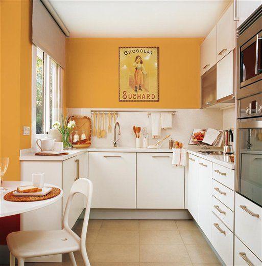 Desain dapur minimalis Oranye_3