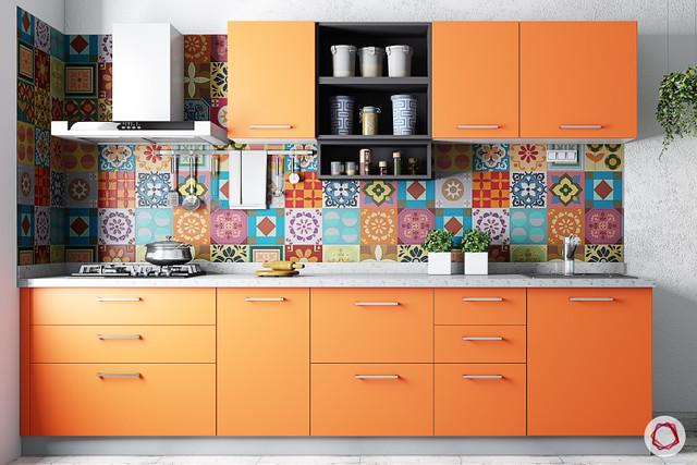 Desain dapur minimalis Oranye_6